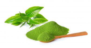 Cách trị mụn nhanh chóng, an toàn với bột trà xanh