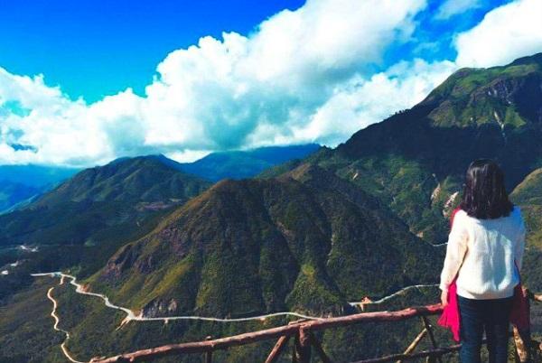 Check in Đèo Quy Hồ điểm du lịch sapa hấp dẫn nhất