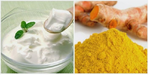 Sử dụng hỗn hợp nghệ, mật ong và sữa chua trị nám tàn nhang tại nhà