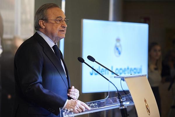 Chính chủ tịch Perez phải chịu trách nhiệm về thành tích kém cỏi của Real Madrid