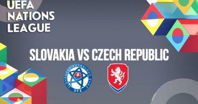 Nhận định CH Séc vs Slovakia, 02h45 ngày 20/11: Bảng 1B, UEFA Nations League