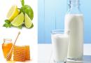 Mẹo dưỡng trắng toàn thân bằng sữa tươi không đường