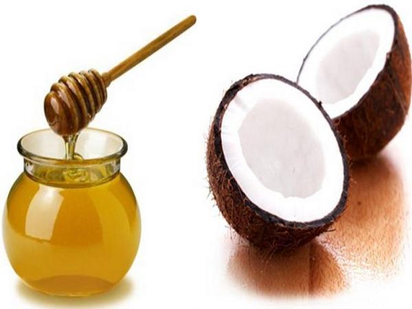 Trị nám tàn nhang bằng dầu dừa, kết hợp mật ong nguyên chất