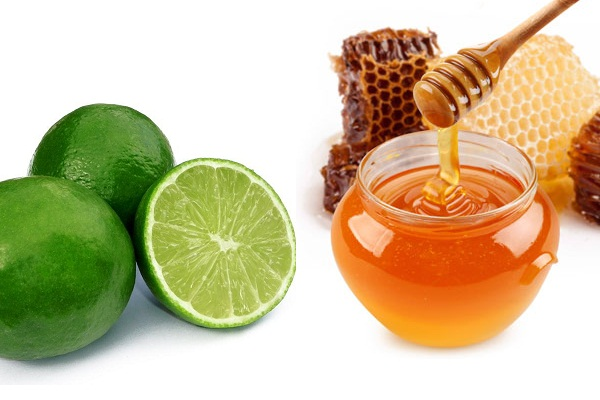 Công thức dưỡng da mặt nhờ mặt nạ mật ong và chanh