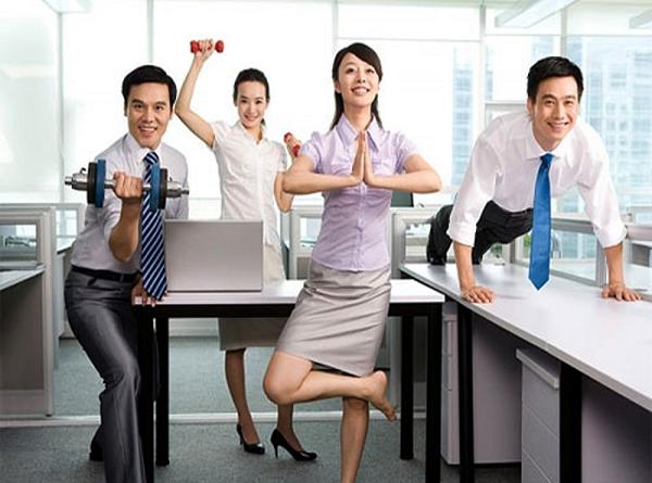 Cách giảm cân hiệu quả, an toàn cho dân văn phòng