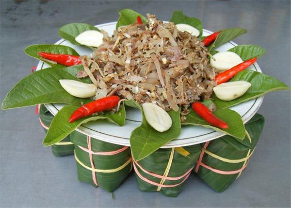 Đặc sản Đà Nẵng - Tré bà Đệ món ngon hấp dẫn thực khách