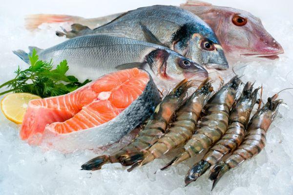 Hải sản - Thực phẩm tăng chiều cao an toàn cho bé