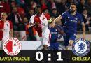 Marcos Alonso giúp Chelsea một chân vào bán kết Europa League
