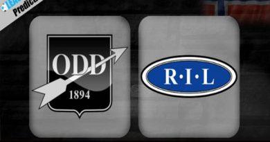 Odd BK vs Ranheim