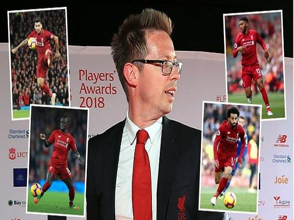 Người đứng đằng sau thành công của Liverpool
