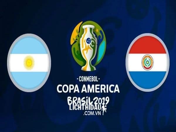 Dự đoán Argentina vs Paraguay, 7h30 ngày 20/6 - Copa America