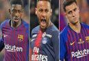 PSG vẫn thẳng thừng ngó lơ với lời đề nghị của Barca