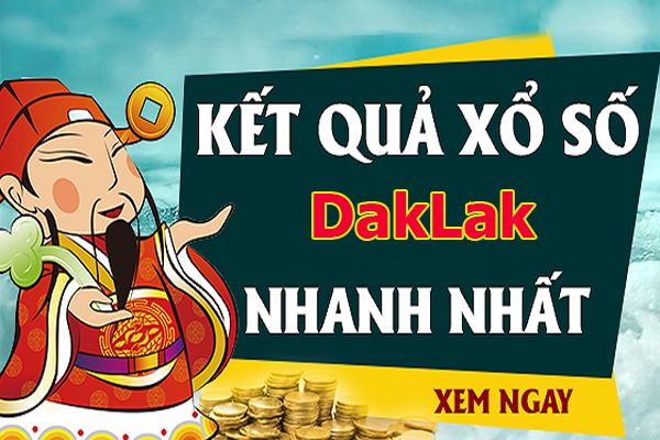 Soi cầu XS Daklak chính xác thứ 3 ngày 09/07/2019