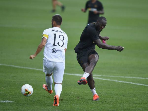 Lukaku có 4 bàn thắng trong ngày ra mắt Inter Milan