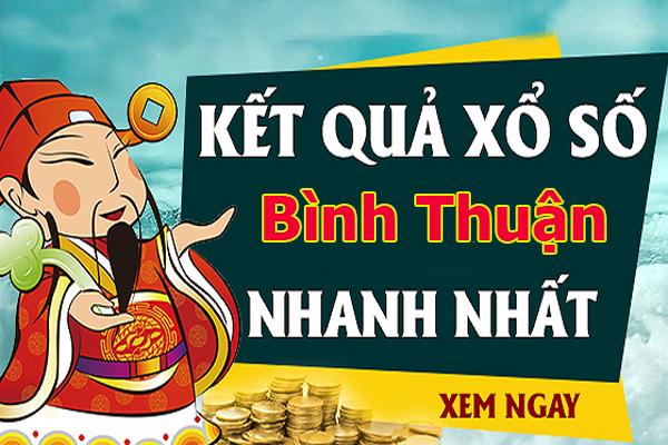 Dự đoán kết quả XS Bình Thuận Vip ngày 26/09/2019