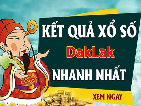 Soi cầu XS Daklak chính xác thứ 3 ngày 26/11/2019