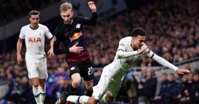 CĐV Tottenham Hotspur điên tiết khi đội nhà để thua RB Leipzig