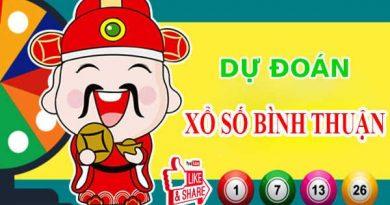 Dự đoán XSBTH 16/7/2020 chốt KQXS Bình Thuận thứ 5