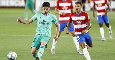 Granada – Real Madrid: 3 điểm nghẹt thở