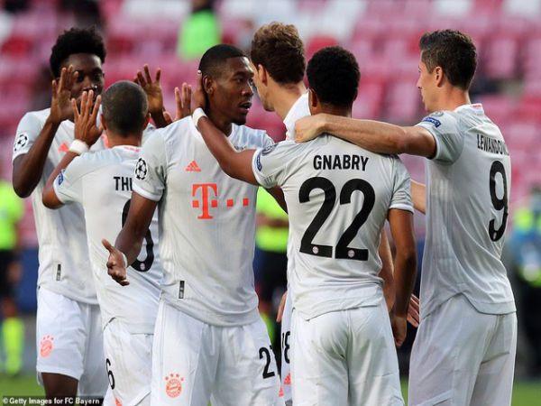 Tin bóng đá chiều 15/8: Bayern Munich lập kỷ lục sau khi đánh bại Barca