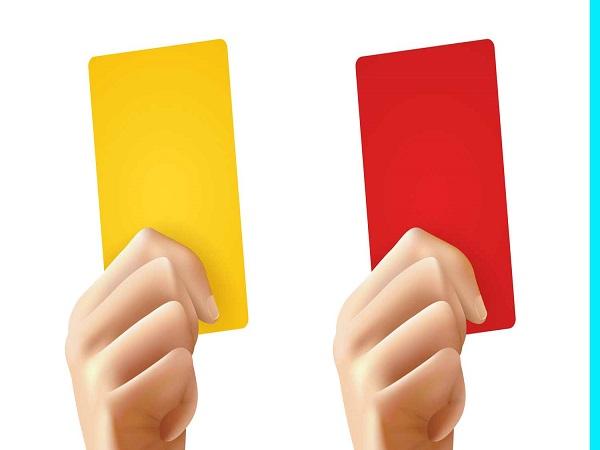 Kèo thẻ phạt là gì? Cách tính điểm trong kèo thẻ phạt?