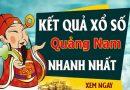 Soi cầu XS Quảng Nam chính xác thứ 3 ngày 01/12/2020