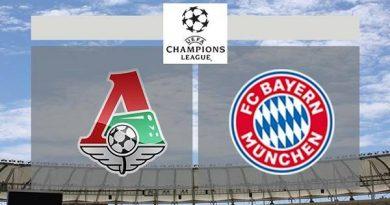 Soi kèo Lokomotiv Moscow vs Bayern Munich 00h55, 28/10 - Cúp C1