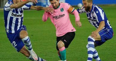 Bóng đá hôm nay 3/11: Trận Barcelona - Dynamo Kyiv có nguy cơ bị hoãn