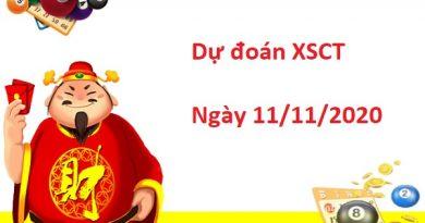 Dự đoán XSCT 11/11/2020