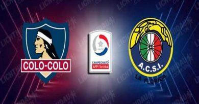 Soi kèo Colo Colo vs Audax Italiano 04h30, 20/11 - VĐQG Chile