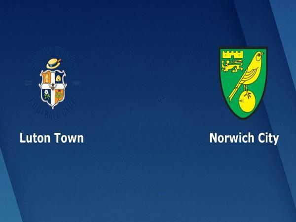 Soi kèo Luton vs Norwich – 02h45 03/12, Championship