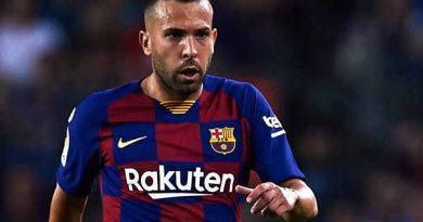 Tin bóng đá 17/12: Alba xúc động khi Barca đánh bại đội dẫn đầu La Liga