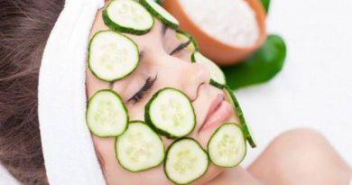 6 cách làm mặt nạ dưa leo giúp da căng bóng, sáng mịn hơn