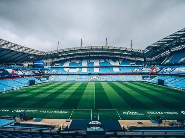 Etihad – Sân nhà của Man City - Sân vận động Thành phố Manchester