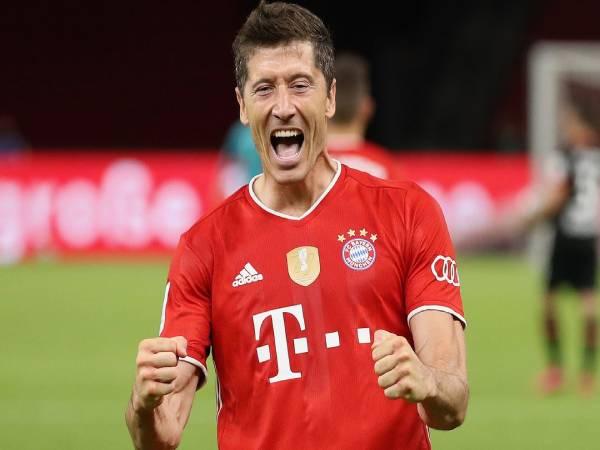 Bóng đá Đức chiều 1/4: Lewandowski phải nghỉ thi đấu 4 tuần
