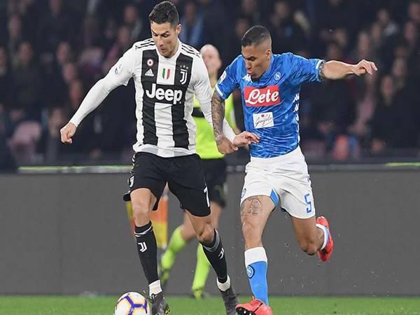 Nhận định bóng đá Juventus vs Napoli (23h45 ngày 7/4)