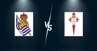 Nhận định trận đấu Real Sociedad vs Celta Vigo (2h00 ngày 23/4)