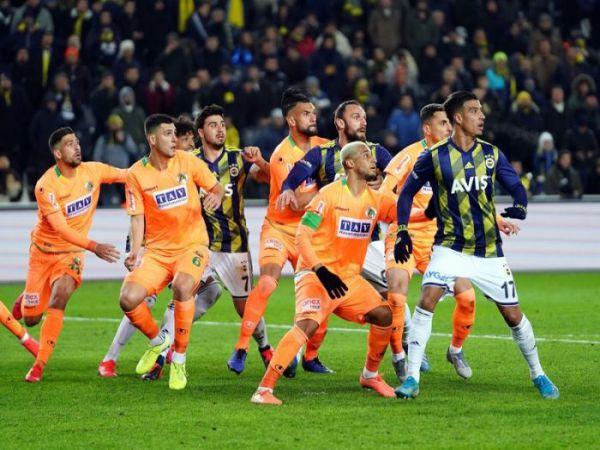 Nhận định tỷ lệ Alanyaspor vs Fenerbahce, 00h30 ngày 30/4 - Thổ Nhĩ Kỳ