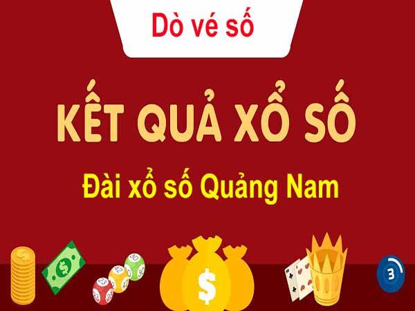 Dò vé số Quảng Nam - Cách dò XSQNM hôm nay chính xác nhất
