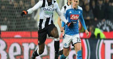 Nhận định bóng đá Napoli vs Udinese (1h45 ngày 12/5)