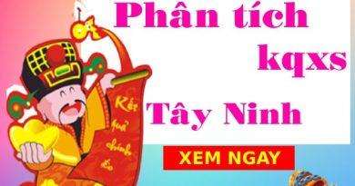 Phân tích kqxs Tây Ninh 20/5/2021