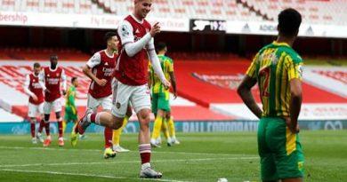 Chuyển nhượng BĐ Anh 3/6: Sao Arsenal được CLB Anh theo đuổi