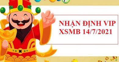Nhận định VIP KQXSMB 14/7/2021
