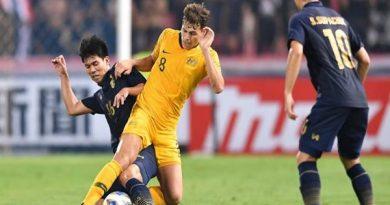 Nhận định trận U23 Australia vs U23 Ai Cập (18h00 ngày 28/7)
