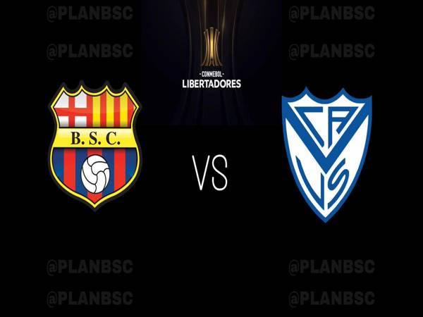 Nhận định Velez Sarsfield vs Barcelona SC (5h15 ngày 15/7)