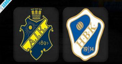 Nhận định AIK Stockholm vs Halmstad – 00h00 03/08/2021, VĐQG Thụy Điển