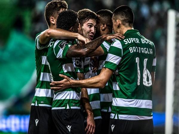 Nhận định tỷ lệ Sporting Lisbon vs Vizela (2h15 ngày 7/8)