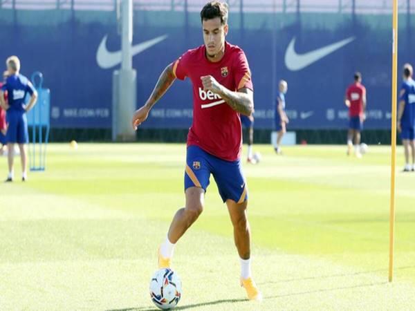 Tin chuyển nhượng ngày 3/8: Coutinho đã trở lại tập luyện