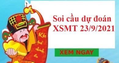 Soi cầu dự đoán XSMT 23/9/2021