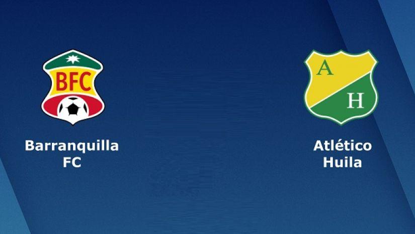 Nhận định Barranquilla vs Huila, 8h ngày 23/9